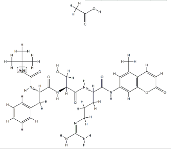 Structure of Recombinant trypsin EC 3.4.21.4 CAS 9002-07-7