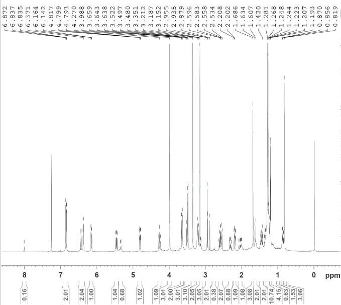 HNMR-3 of Ansamitocin P-3 CAS 66547-09-9