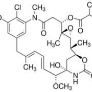 Structure of Ansamitocin P-3 CAS 66547-09-9
